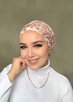 Patterned Paisley Modal Hijab