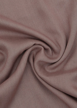 Taupe Modal Hijab by Aab