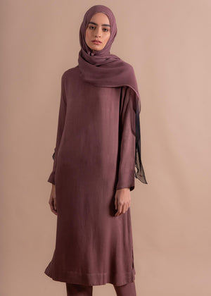 Tunic Top Rosewood