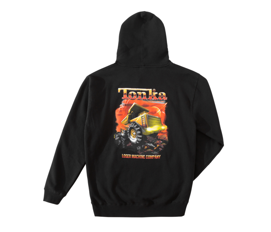 LOSER MACHINE CO. DIRT DESTROYER PULLOVER HOOD