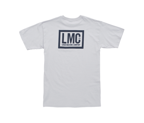 LOSER MACHINE CO. HARDLINE STOCK SHORT SLEEVE T-SHIRT