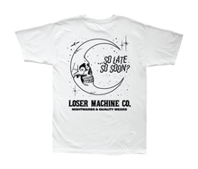 Load image into Gallery viewer, LOSER MACHINE CO. TWILIGHT STOCK SHORT SLEEVE T-SHIRT