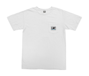 LOSER MACHINE CO. TUKI SPEED & SKATE PIGMENT POCKET SHORT SLEEVE T-SHIRT