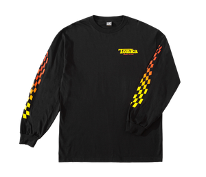LOSER MACHINE CO. FAST TRACK LONG SLEEVE T-SHIRT