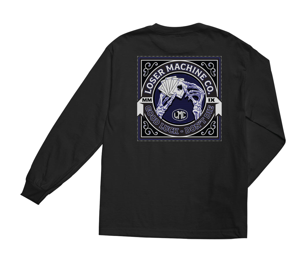 Loser Machine Co. Mens Slow Hand Long Sleeve T-Shirt