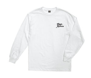 LOSER MACHINE CO. CHICKEN PIGMENT LONG SLEEVE T-SHIRT