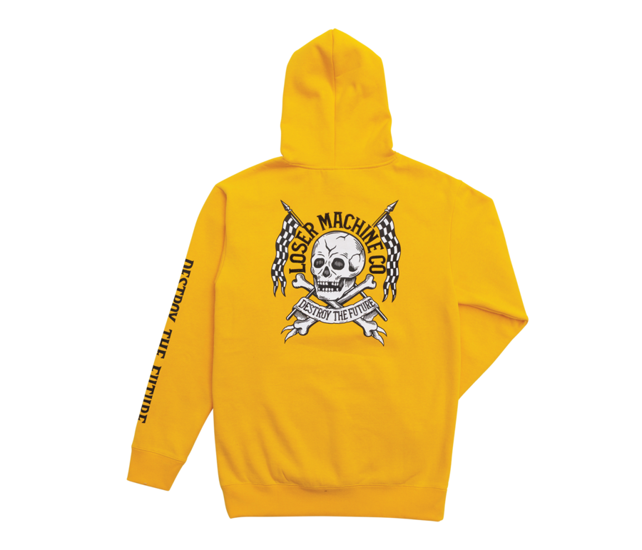 LOSER MACHINE CO. GASLAMP PULLOVER HOOD
