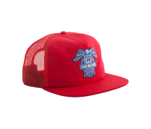 Load image into Gallery viewer, LOSER MACHINE CO. LMC X PBR BADGE HAT