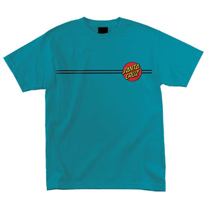 Santa Cruz Youth Classic Dot Short Sleeve T-Shirt 4414981
