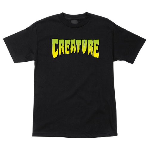 Creature Youth Logo Short Sleeve T-Shirt 44153042