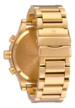Load image into Gallery viewer, Nixon Watch 51-30 Chrono All Gold / Black A083-510