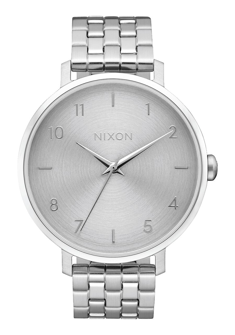 Nixon Watch Arrow All Silver A1090-1920