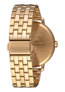 Nixon Watch Arrow All Gold / White A1090-504