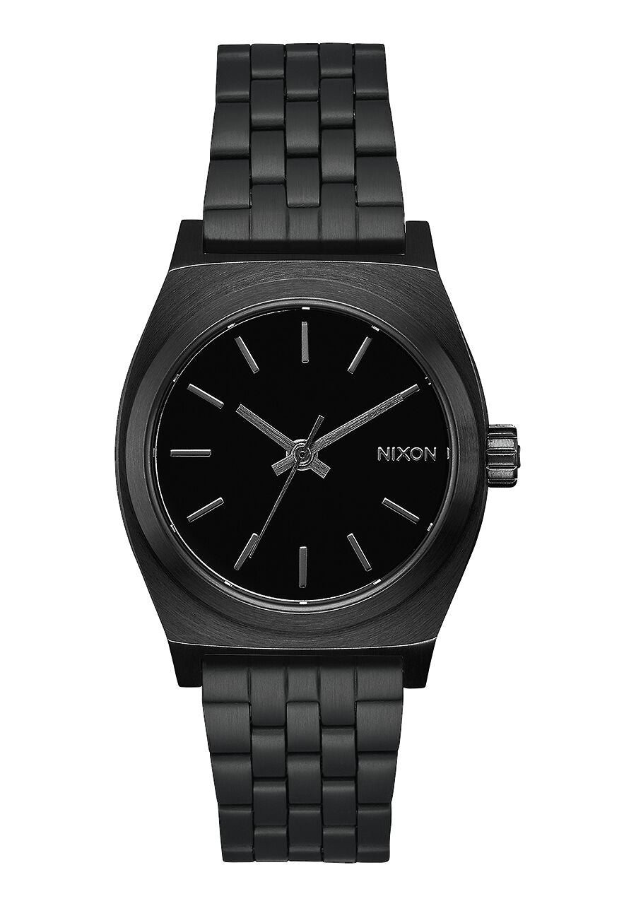 Nixon Watch Medium Time Teller All Black A1130-001