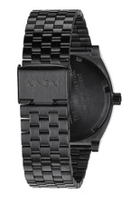 Load image into Gallery viewer, Nixon Watch Medium Time Teller All Black A1130-001
