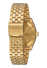 Load image into Gallery viewer, Nixon Watch Medium Time Teller All Gold A1130-502