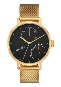 Nixon Watch Clutch Gold / Black A1166-513