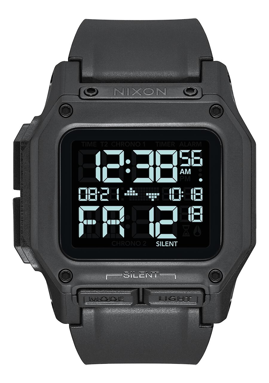 Nixon Watch Regulus All Black A1180-001
