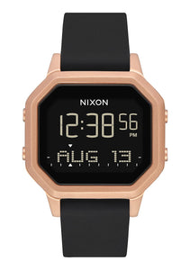 Nixon Watch Siren SS Rose Gold / Black A1211-1098