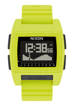Load image into Gallery viewer, Nixon Watch Base Tide Pro Lime A1212-536