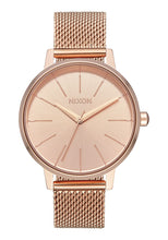 Load image into Gallery viewer, Nixon Watch Kensington Milanese All Rose Gold A1229-897