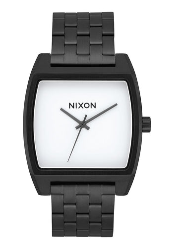 Nixon Watch Time Tracker Black / White A1245-005