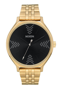 Nixon Watch Clique Gold / Black / Silver A1249-2879