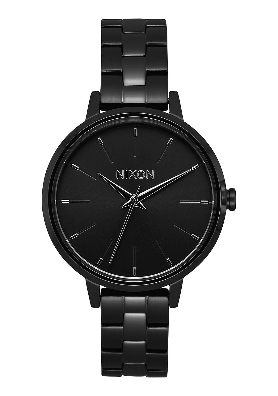 Nixon Watch Medium Kensington All Black A1260-001