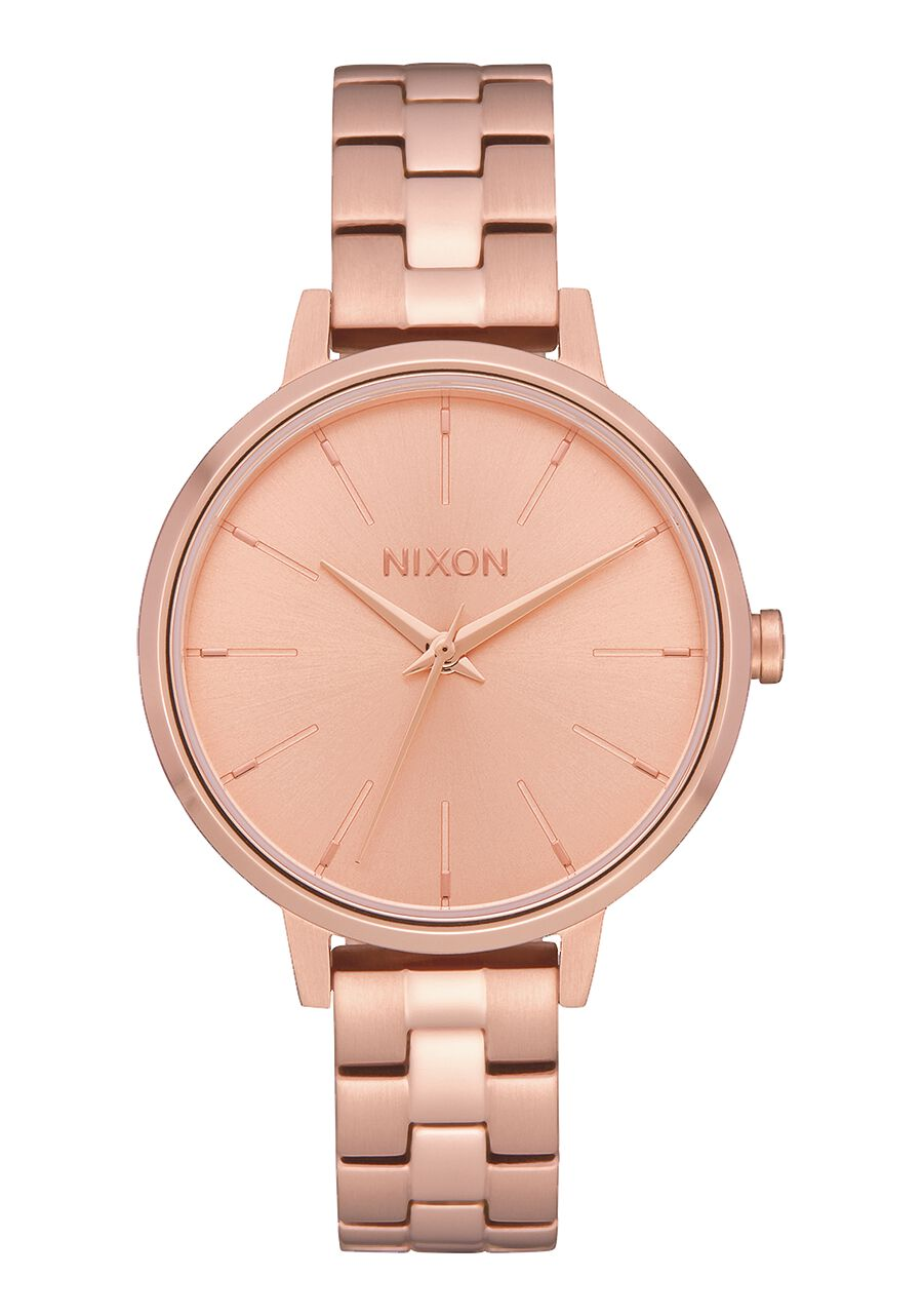 Nixon Watch Medium Kensington All Rose Gold A1260-897
