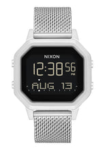 Load image into Gallery viewer, Nixon Watch Siren Milanese All Silver A1272-1920