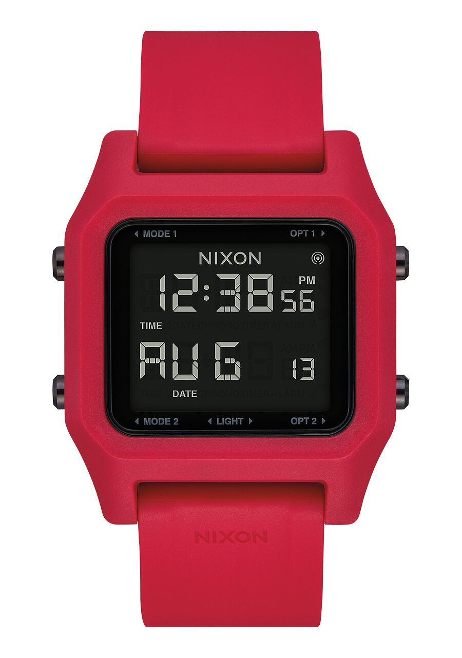 Nixon Watch Staple Red A1282-200