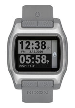 Load image into Gallery viewer, Nixon Watch High Tide Gray A1283-145