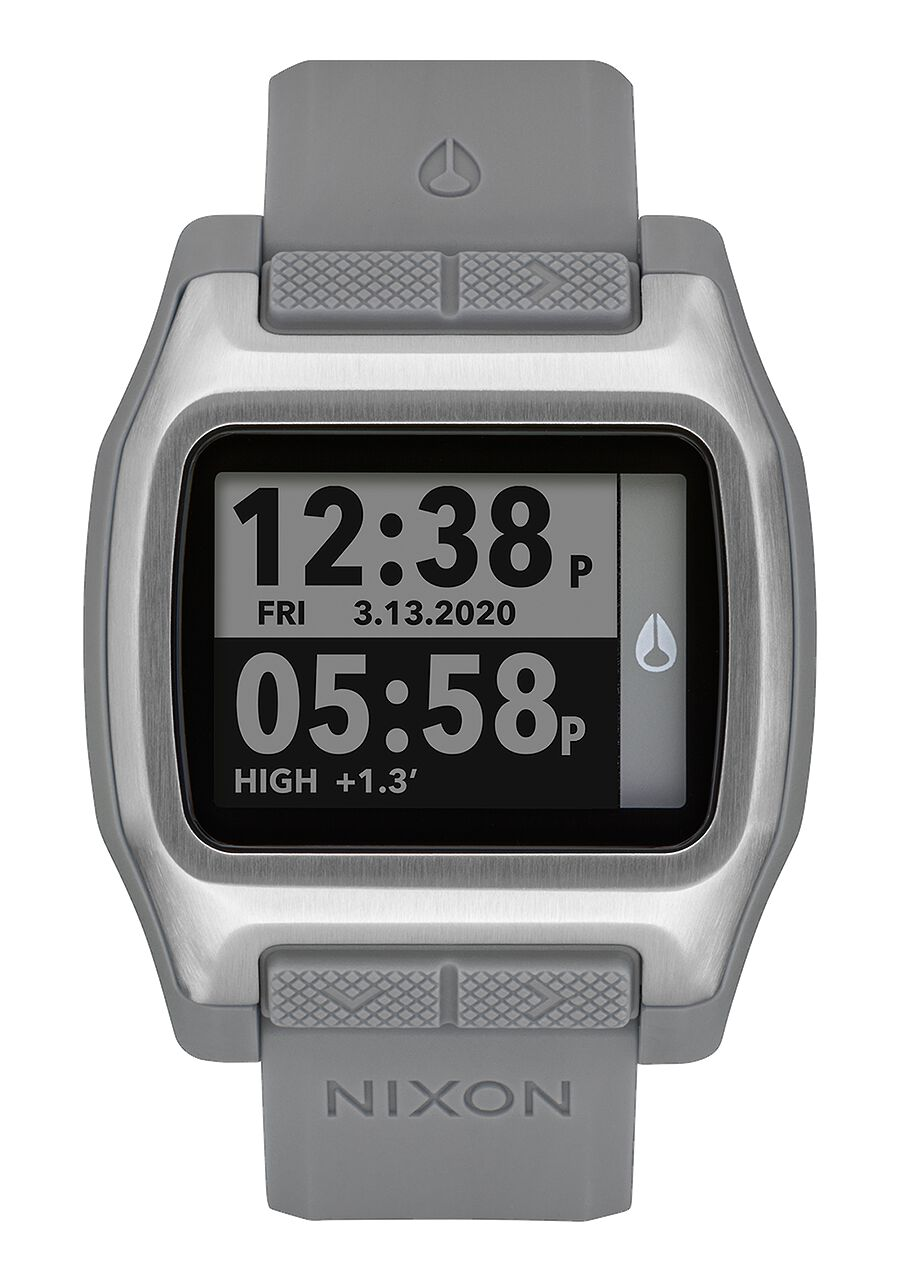 Nixon Watch High Tide Gray A1283-145