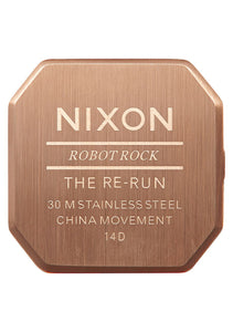 Nixon Watch Re-Run All Rose Gold A158-897