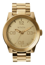 Load image into Gallery viewer, Nixon Watch Corporal SS All Gold A346-502