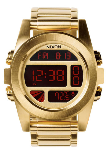 Nixon Watch Unit SS All Gold A360-502