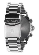 Load image into Gallery viewer, Nixon Watch Sentry Chrono Black A386-000