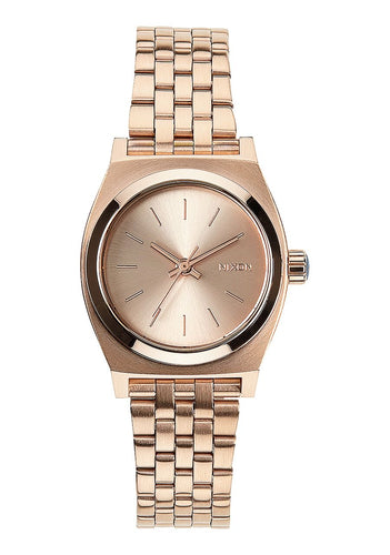 Nixon Watch Small Time Teller All Rose Gold A399-897