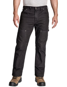 DICKIES MENS DOUBLE FRONT DUCK WORK PANT RELAXED FIT BDU265