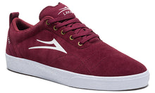 Load image into Gallery viewer, LAKAI MENS BRISTOL BURGUNDY SUEDE MS3180249A00-BURSD
