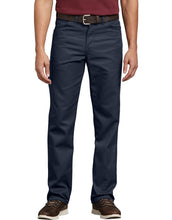 Load image into Gallery viewer, DICKIES MENS REGULAR STRAIGHT FIT 5-POCKET TWILL PANT C7988