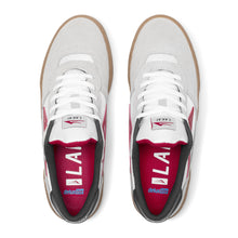 Load image into Gallery viewer, LAKAI MENS CAMBRIDGE White/Gum Suede MS1200252A00-WHTGS