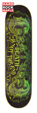 Load image into Gallery viewer, Creature Not the End Hard Rock Maple 8.375in x 32in Skateboard Deck