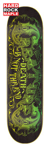 Creature Not the End Hard Rock Maple 8.375in x 32in Skateboard Deck
