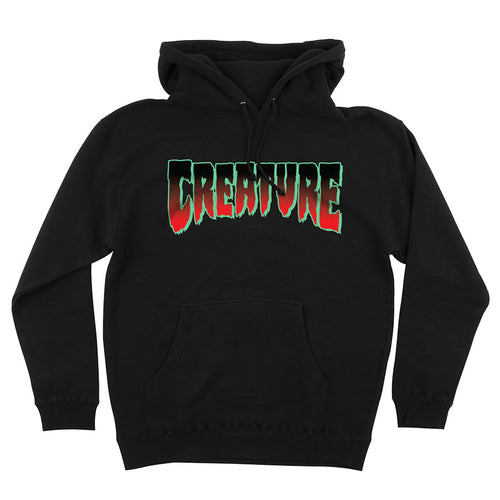 Creature Skateboards Mens Logo Horror Pullover Hoodie 44252110