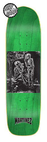 Creature Martinez Calavera 8.99in x 32.64in Skateboard Deck