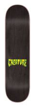 Load image into Gallery viewer, Creature Soul Servant Cold Press 8.375in x 32.15in Skateboard Deck