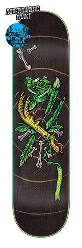 Creature Talisman Cold Press 8.5in x 32.3in Skateboard Deck