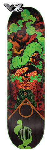 Creature Wilkins Infinite VX Deck 8.8in x 32.5in Skateboard Deck