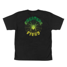 Load image into Gallery viewer, Creature Youth Crypt Web Short Sleeve T-Shirt 44154601